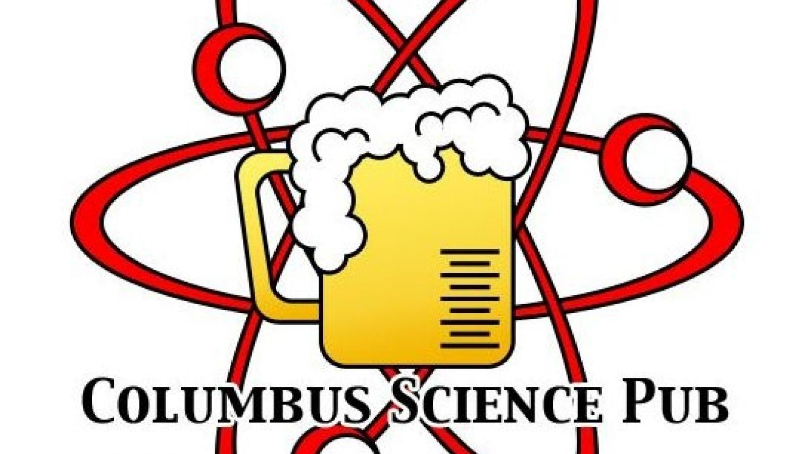 Columbus Science Pub Logo